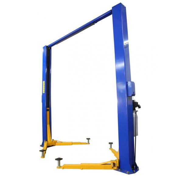Triumph 11K 2 Post Clearfloor Lift with Single Side Release