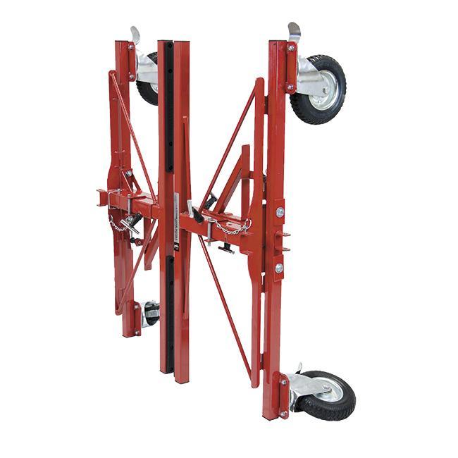 Car Wheel Dolly >> Innovative Tool Truck Bed Auto Body Dolly Cart - FREE SHIPPING