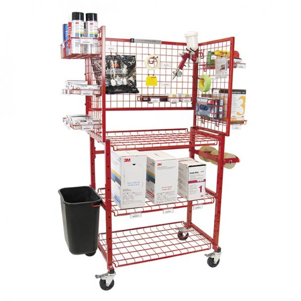 Innovative Painters Prep Cart