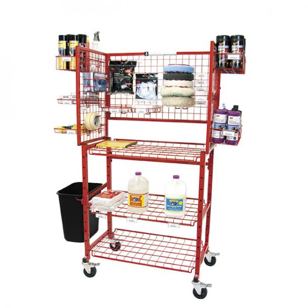 Innovative Detailers Cart