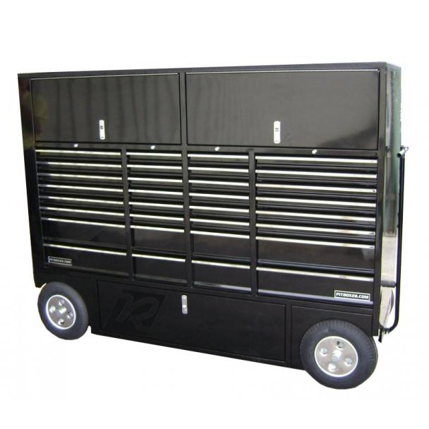 RSR Large Double Drawer Pit Box Wagon Cart Toolbox