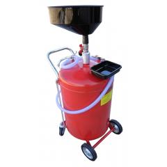 Redline 30 Gallon Self Evacuating Oil Drain