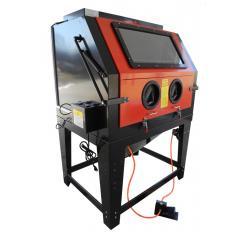 Redline RE70 Clamshell Abrasive Sand Blast Cabinet  sc 1 st  Redline Stands & Redline RE70 Clamshell Abrasive Sand Blast Cabinet - FREE SHIPPING