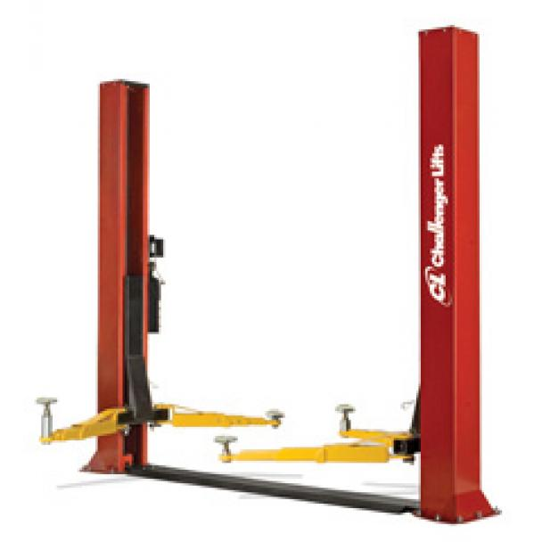 Challenger CLFP9 9K 2 Post Floorplate Lift