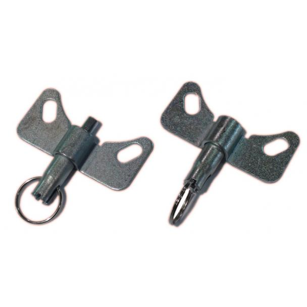 Uni-Dolly Swivel Locks