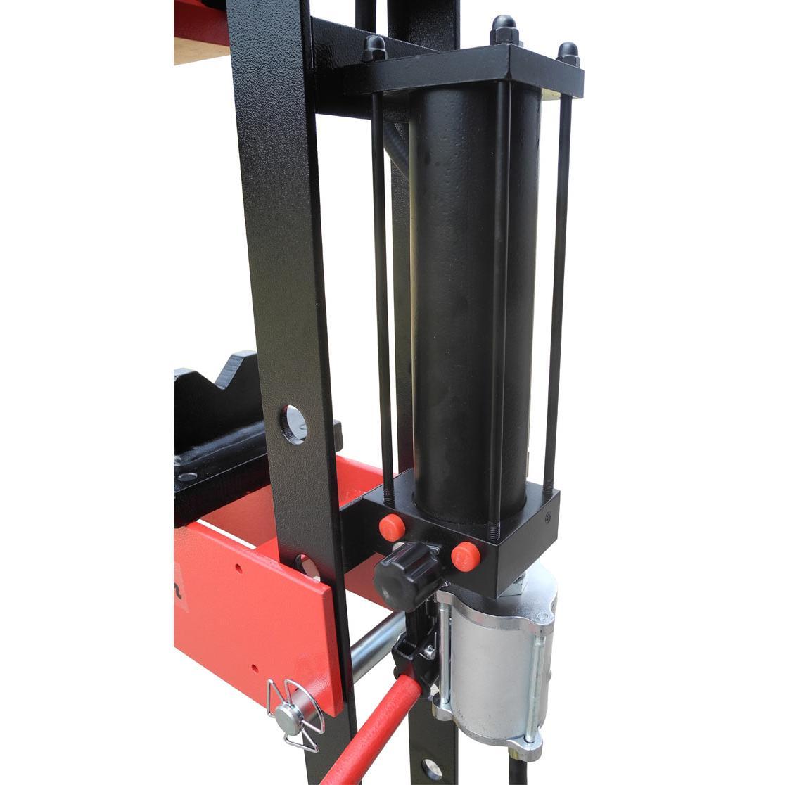 Redline 20 Ton Air Hydraulic Heavy Duty Shop Press