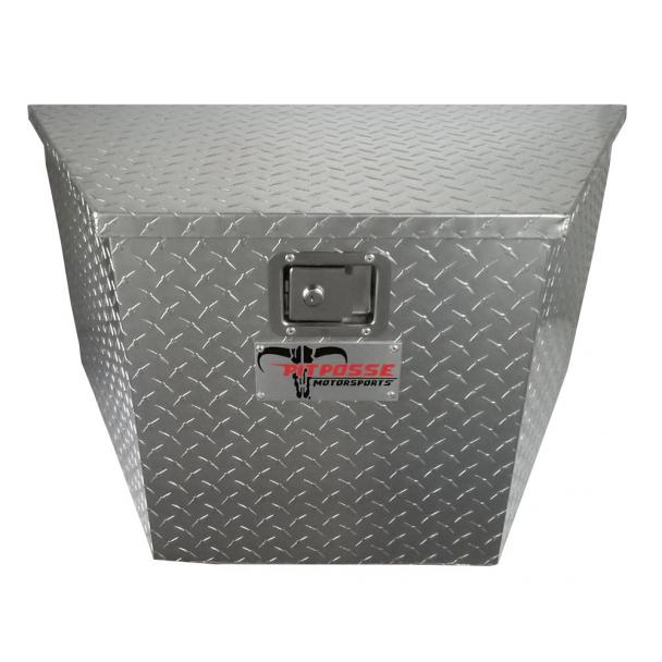 Pit Posse Aluminum Trailer Tongue Box
