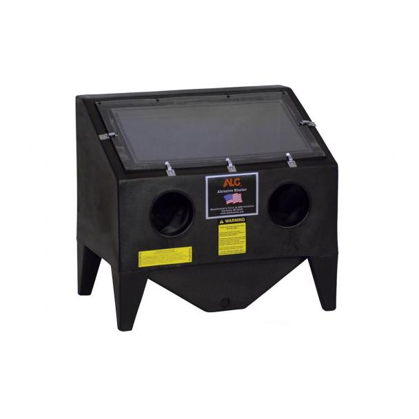 ALC USA Made 40390 Benchtop Abrasive Blasting Cabinet