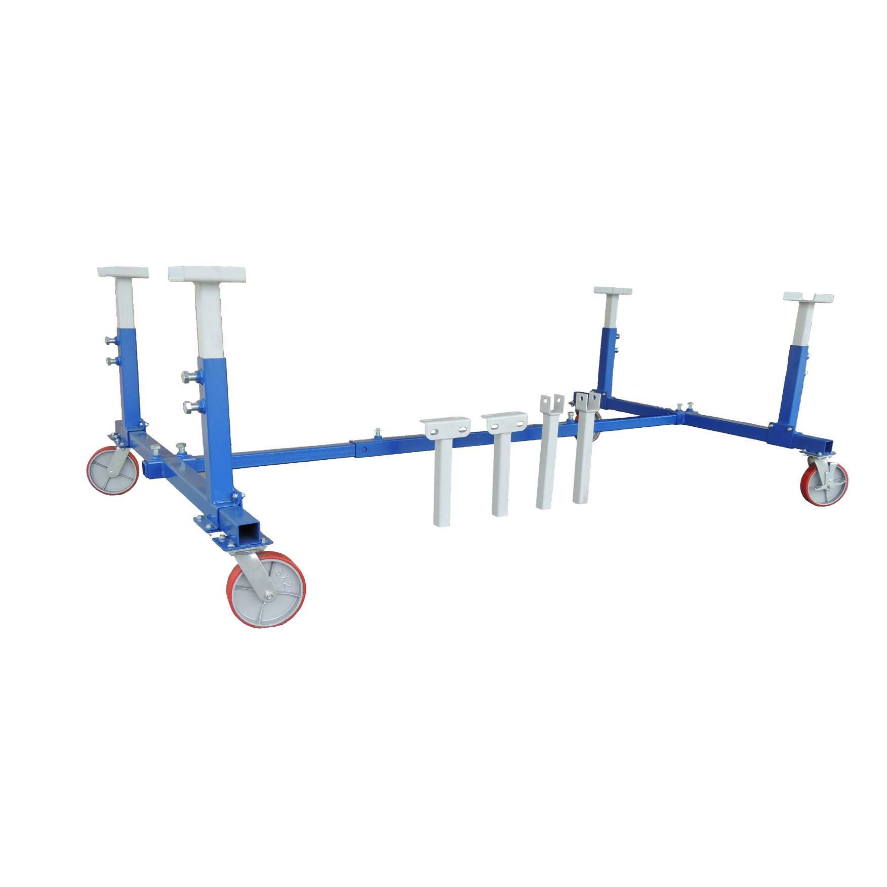 Kernel Bca 3000 Adjustable Auto Body Cart Dolly