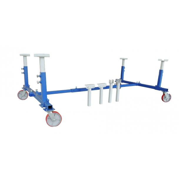 Kernel BCA-3000 Adjustable Auto Body Cart Dolly