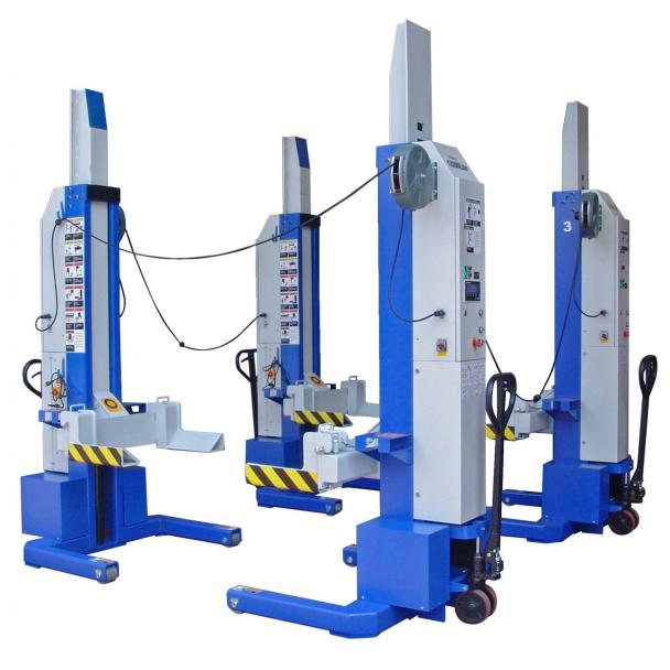 iDEAL 13K Mobile Column Lift System