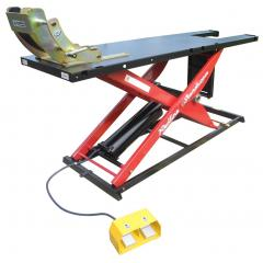 Redline 1000 lb MC615R Motorcycle Lift Table