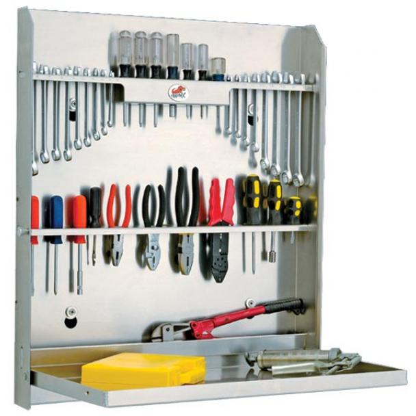 TowRax Tool Cabinet with Work Tray