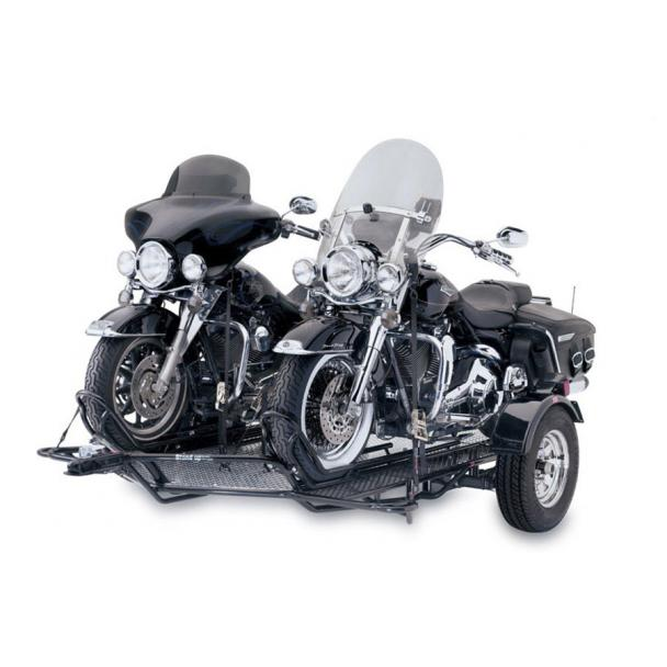 Kendon Dual Ride-Up SRL / Stand-Up Motorcycle Trailer