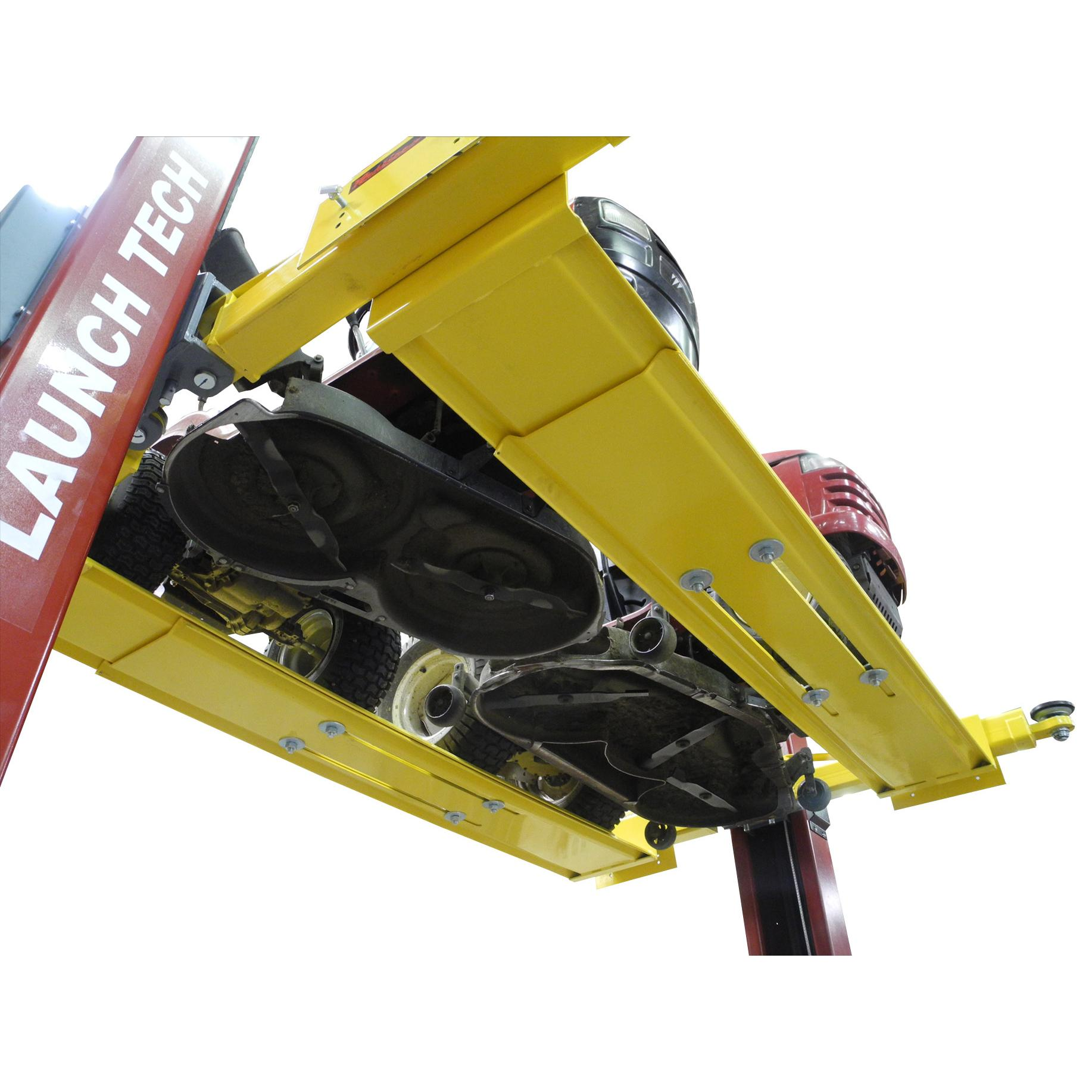 Redline 2 Post Lift Lawn Mower Attachment Free Shipping