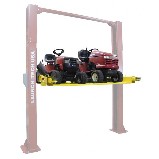 Redline 2 Post Lift Lawn Mower Attachment