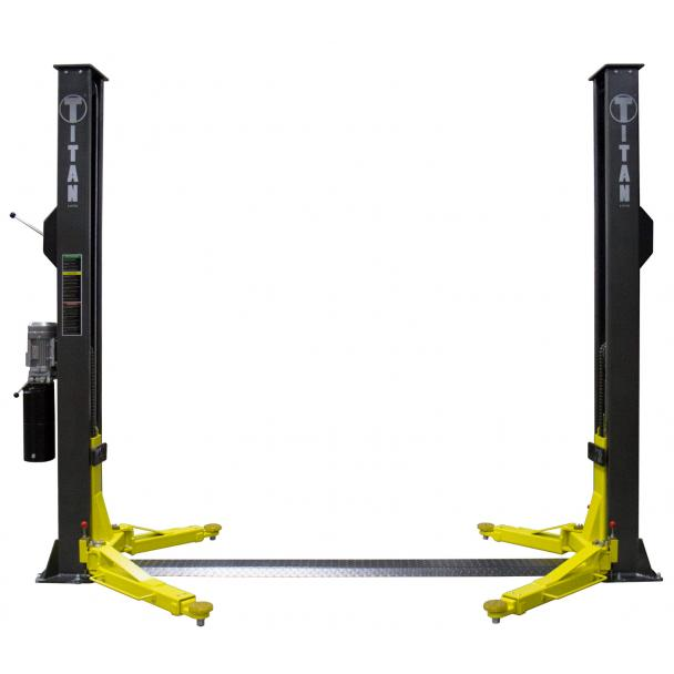 Titan Premier Series 9000 lb. Floorplate 2 Post Lift