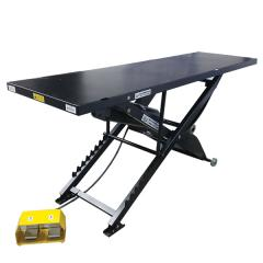 K&L Supply MC515 Motorcycle Air Scissor Lift Table