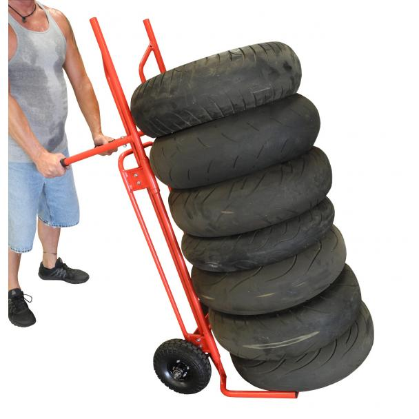 Redline Spring Action Tire Dolly Cart