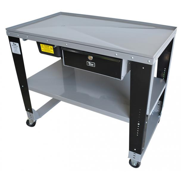 Titan DT-800 Transmission Tear Down Table with Drain