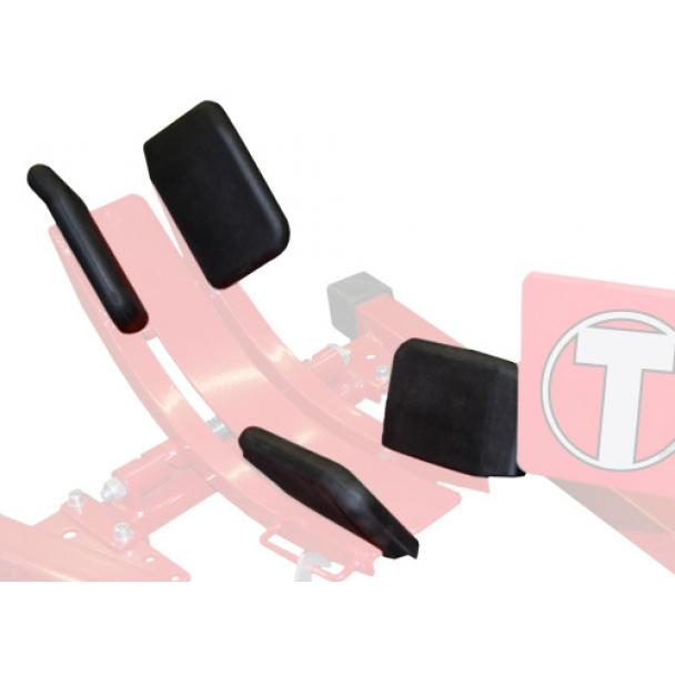 Titan Bulldog Moto Cradle Narrow Tire Pad Kit