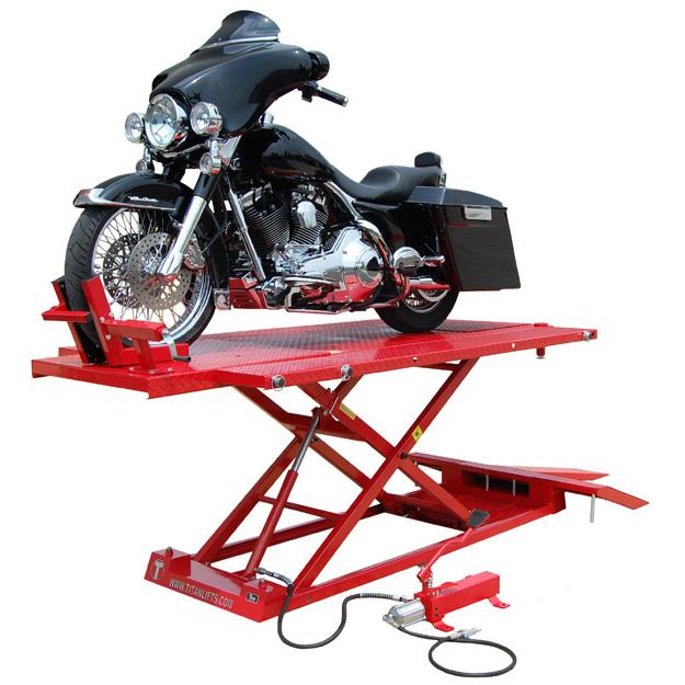 Titan 1500xlt Motorcycle Atv Lift Table Free Shipping