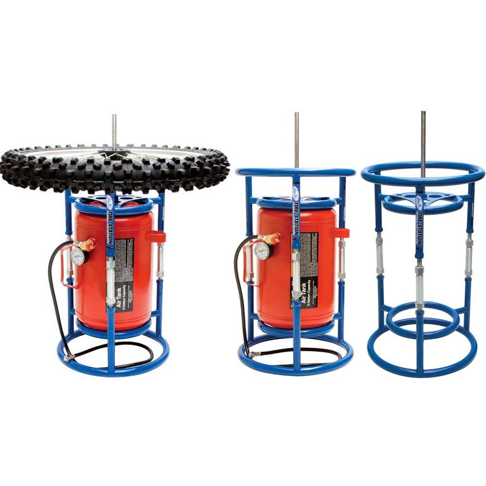 Motion Pro Tire Changing Station Blue
