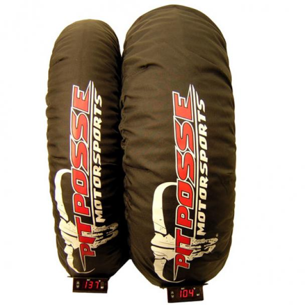 Pit Posse Pro Digital Temp Tire Warmers