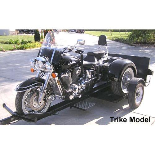 Stinger Single Motorcycle Trailer Free Shipping