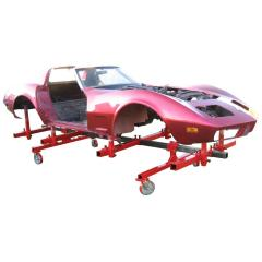 Auto Twirler Pro Autobody Cart Dolly