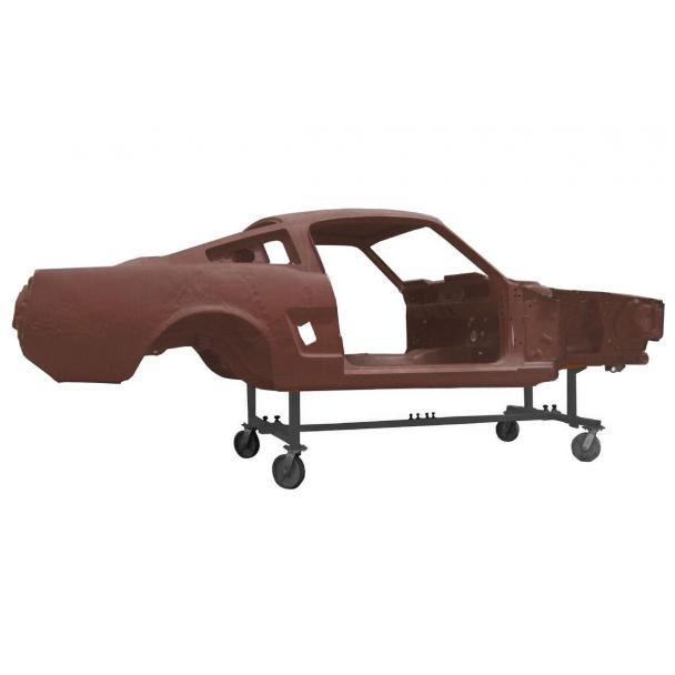 Auto Twirler Mustang Body Dolly Cart
