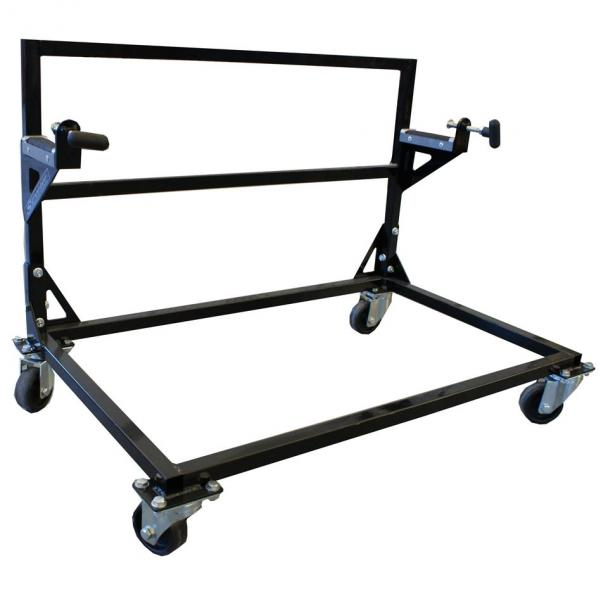 Streeter Sprint Upright Rolling Racing Go Kart Stand