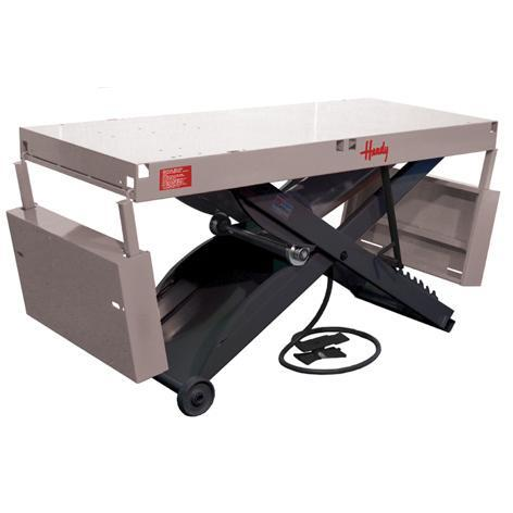Handy S A M 2 1000 Air Motorcycle Lift Table