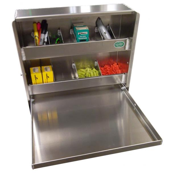 Pit Products Organizer Cabinet and Workstation
