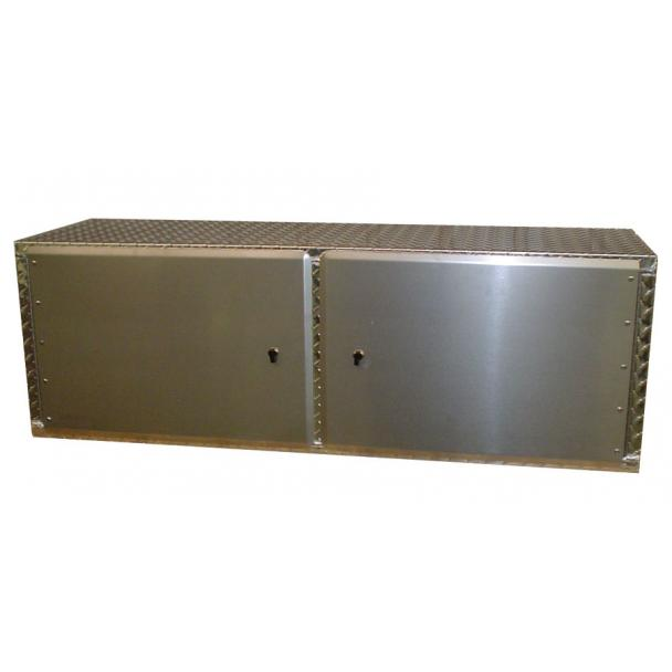 Pit Products 48'' Overhead Cabinet Smooth Doors