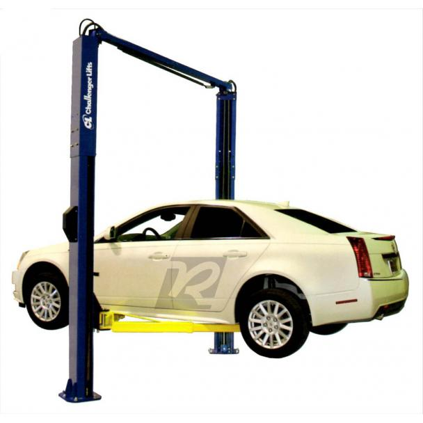 Challenger 10K SA10 2 Post Clearfloor Auto Lift ALI Certified