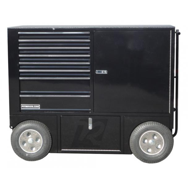 "RSR 30"" Medium Rolling Toolbox Pit Box Wagon Cart"