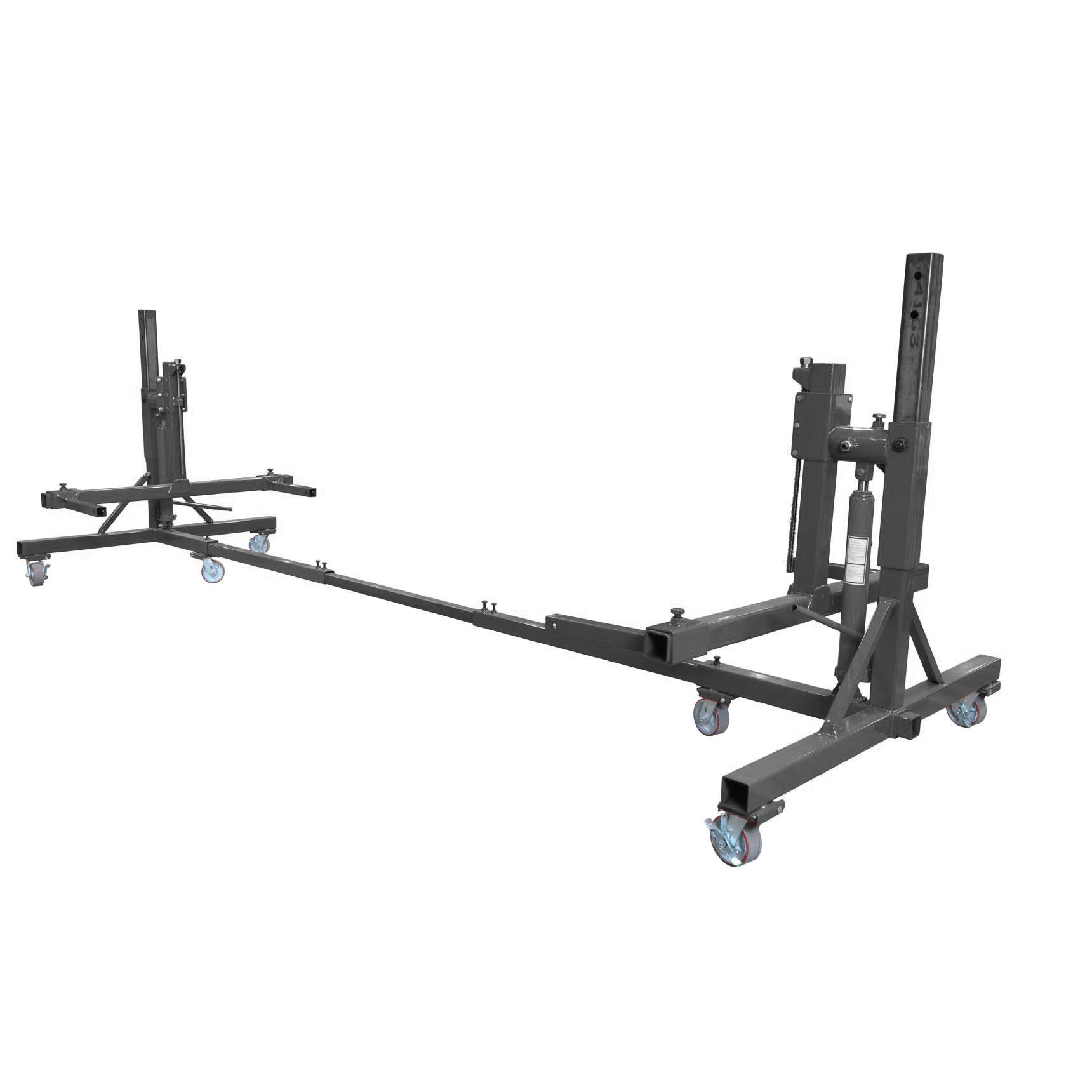 Motorcycle Lift Table Plans Ebook
