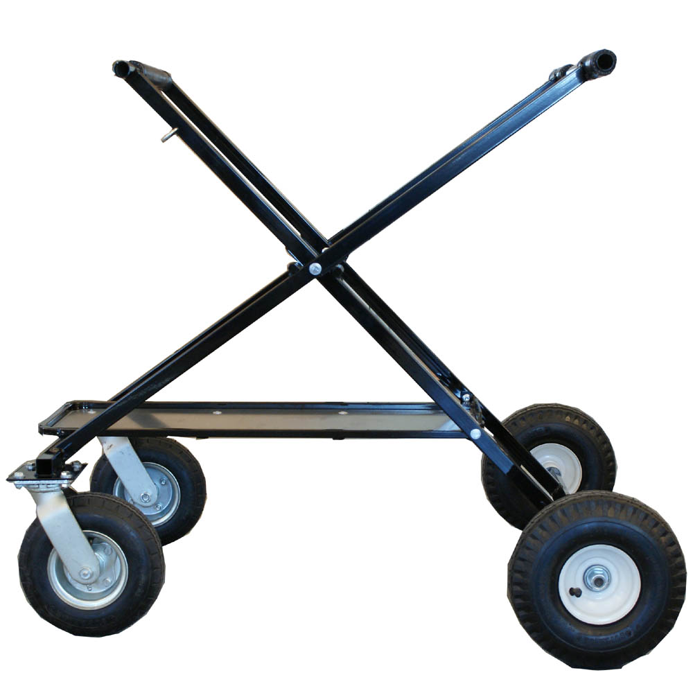 Streeter Big Foot Rolling Go Kart Stand w Tray - FREE SHIPPING