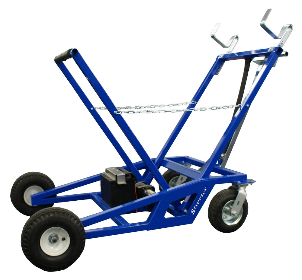Streeter Electric Super Lift Kart Stand - FREE SHIPPING