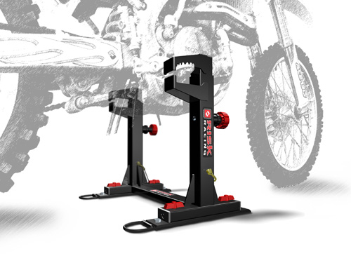 Dirt Bike Risk Racing Lock-N-Load Stand