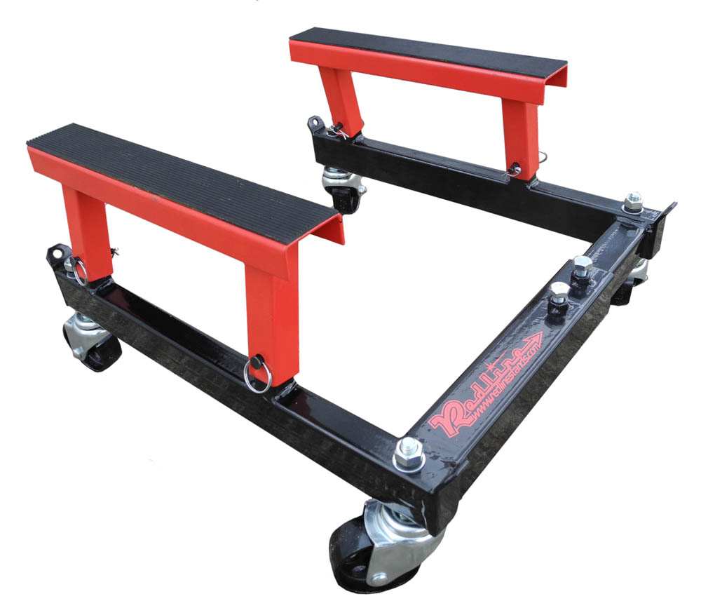 Redline SD1K ATV Cycle Engine Cradle Dolly