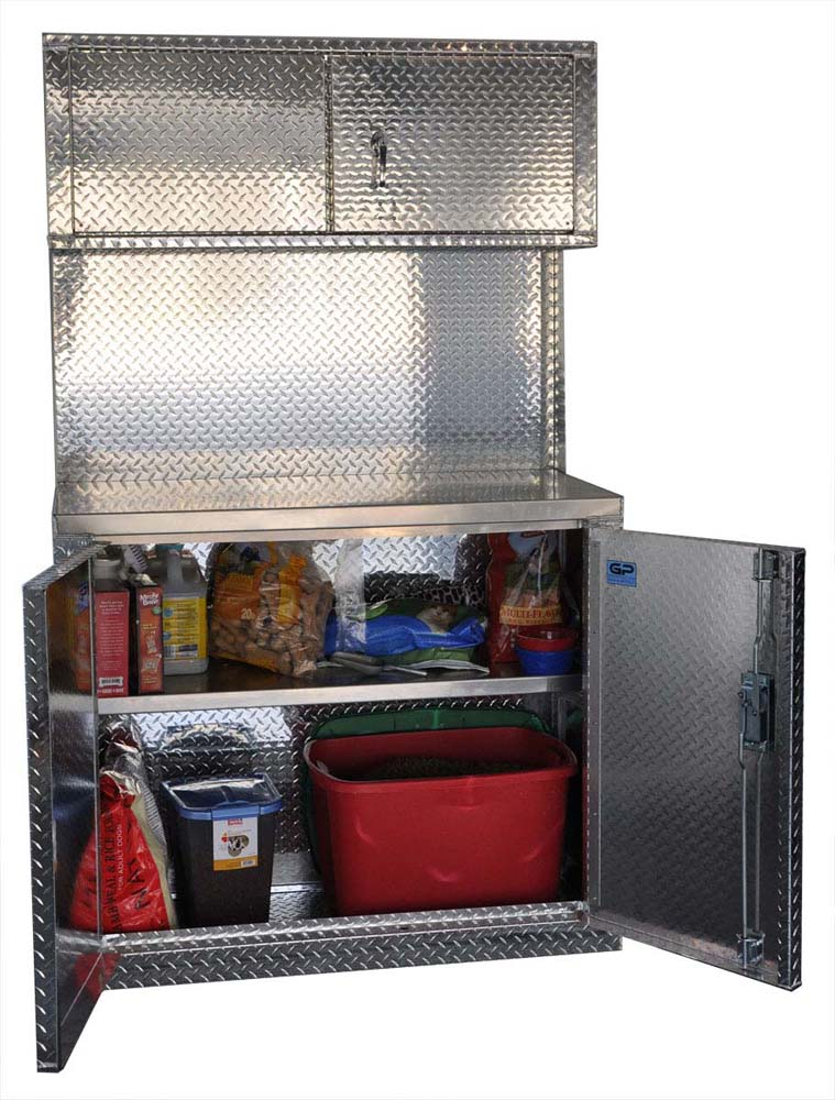 Pit Products 48 Base And Overhead Cabinet Combo