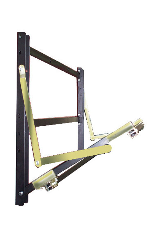 Pit Pal 64 Adjustable Trailer Tire Rack Free Shipping