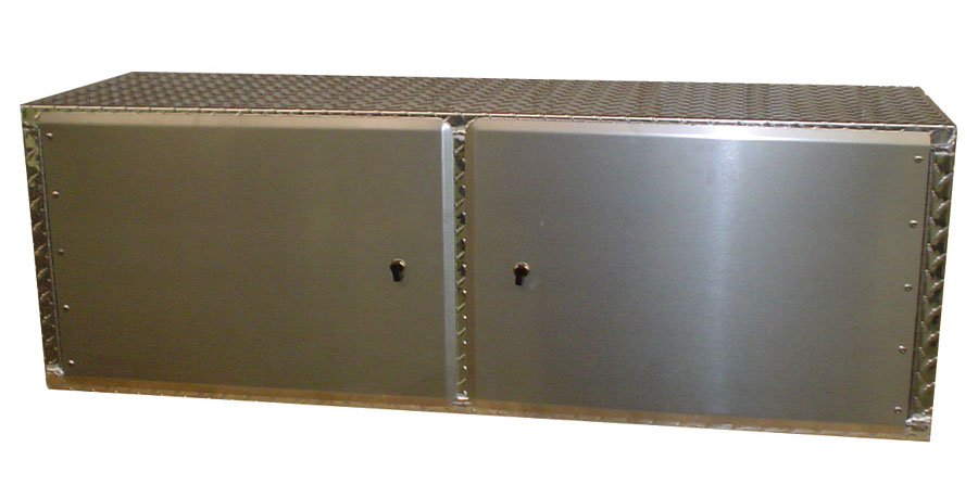 Pit Products 48 Overhead Cabinet Smooth Doors Free