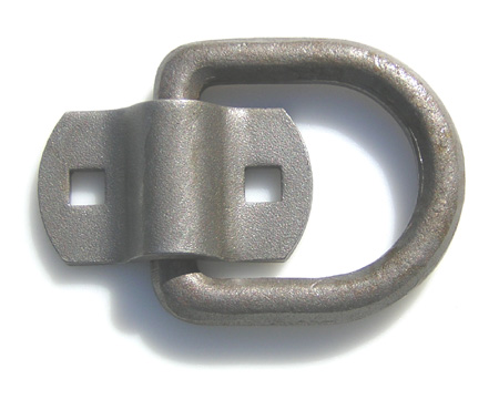 12,000 LB Trailer Tie Down D Ring Hardware