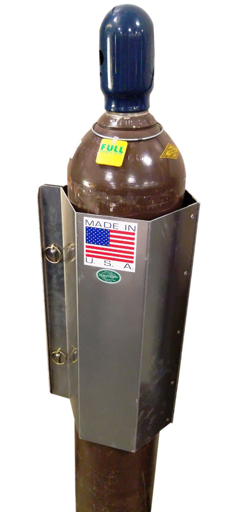 Pit Products Welding Gas Bottle Holder Free Shipping