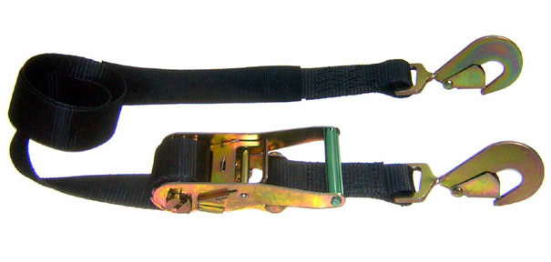 2 Inch Tie Down Ratchet Straps - FREE SHIPPING