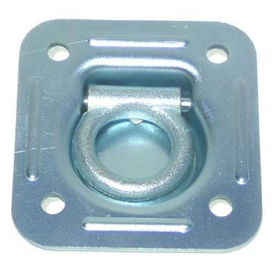 Recessed D-Ring Floor Mount Tie Downs