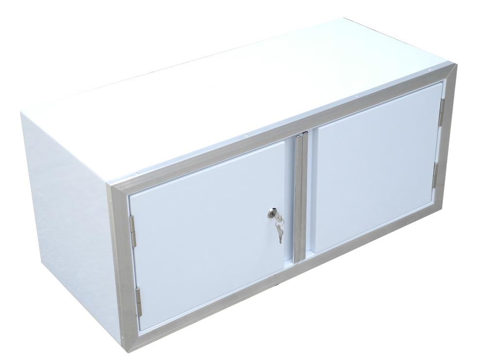 Redline 208 Base Overhead Cabinet Combo Locker Free